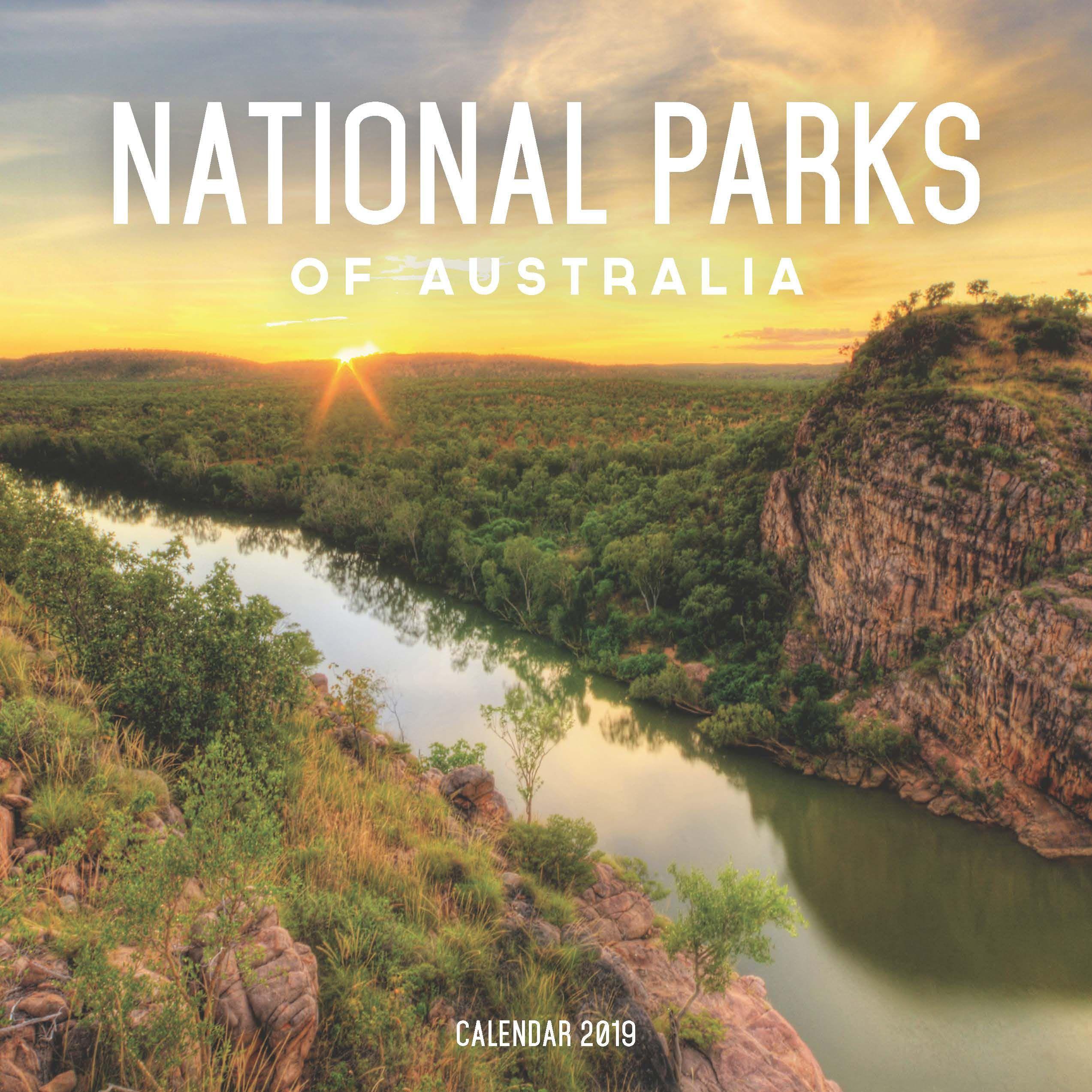 national-parks-australia-calendar